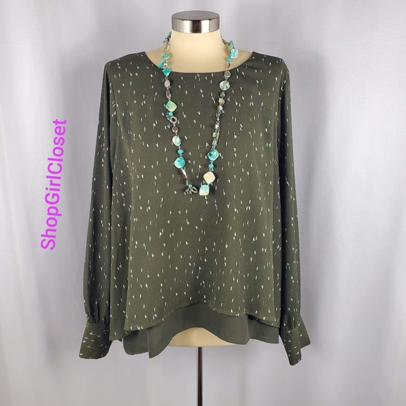 💥Just In💥Apt 9 Multi-Layered Top..Size XL